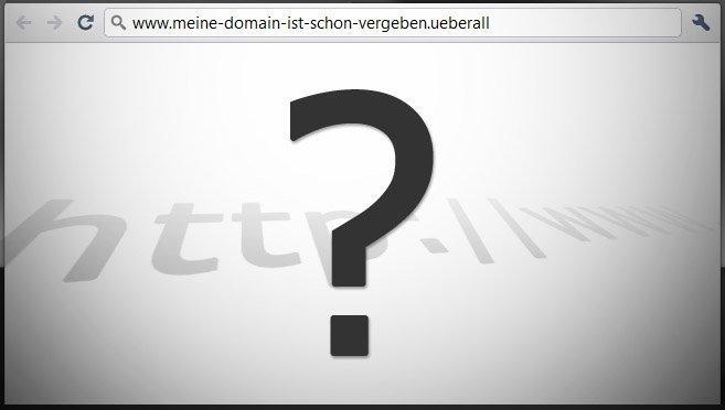 Der Domainname