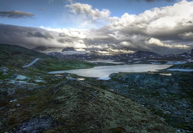 hdr-bild-gairanger-fjord-hdr-vorher-nachher-bild