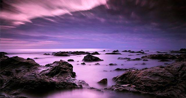 Surreale Natur-Fotos | Dead Zone in the Sky