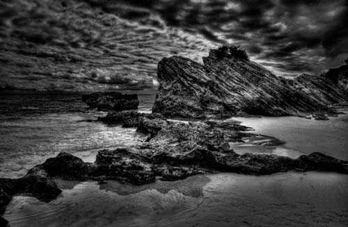 32. Surreale Natur-Fotos | Another World - BW
