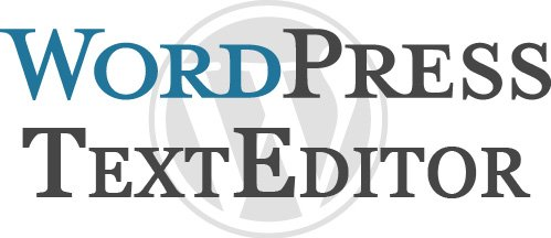 WordPress - Visueller Texteditor