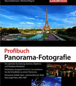 Profibuch Panorama-Fotografie – Edition ColorFoto