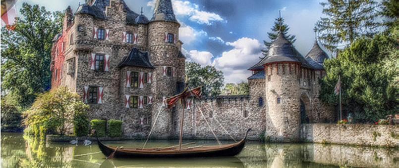 50 wunderschöne HDR-Bilder von Wasserlandschaften