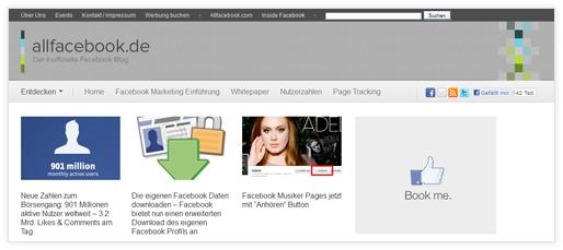 Allfacebook.de