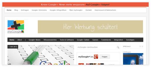myGooglePlus.de