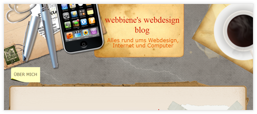 webbiene's webdesign blog