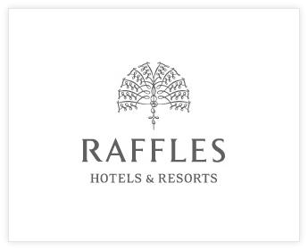 Logodesign Inspiration: Raffles Hotels & Resorts