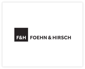 Logodesign Inspiration: Foehn & Hirsch Brand Identity