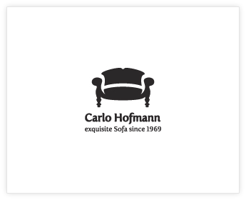 Logodesign Inspiration: Carlo Hofmann