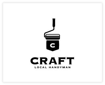 Logodesign Inspiration: Craft