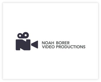 Logodesign Inspiration: Noah Borer Video Productions v2
