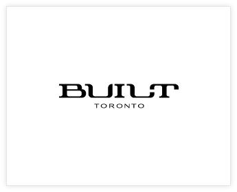 Logodesign Inspiration: Built Toronto
