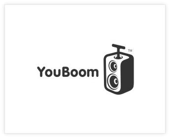 Logodesign Inspiration: You Boom 3