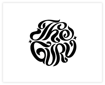 Logodesign Inspiration: The Guru