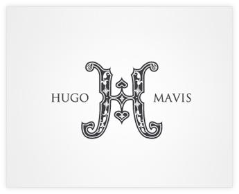 Logodesign Inspiration: Hugo and Mavis