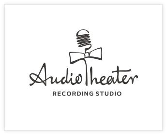 Logodesign Inspiration: AudioTheatre