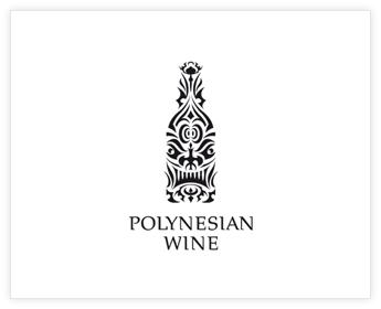 Logodesign Inspiration: Polynesian Wine