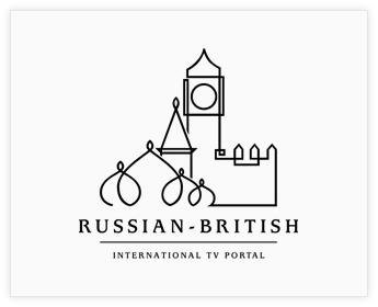 Logodesign Inspiration: Russian British International TV Portal