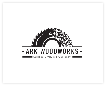Logodesign Inspiration: Ark Woodworks