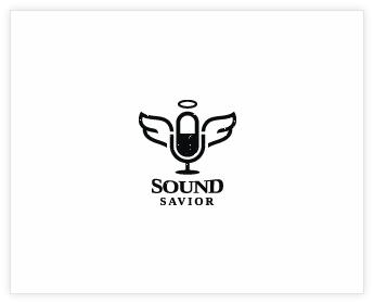 Logodesign Inspiration: sound saviour