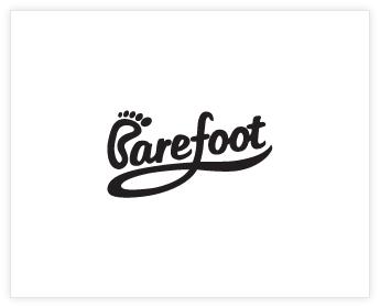 Logodesign Inspiration: Barefoot