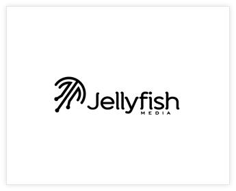 Logodesign Inspiration: Jellyfish Media
