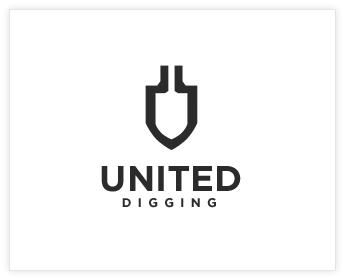 Logodesign Inspiration: United Digging