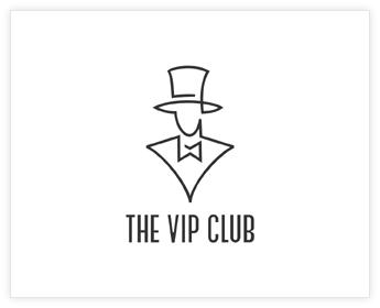 Logodesign Inspiration: The VIP Club