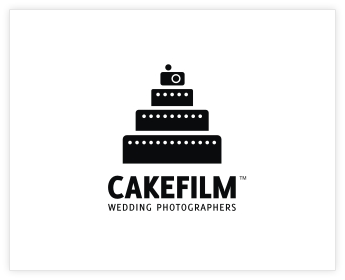 Logodesign Inspiration: Cakefilm