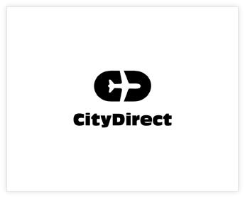 Logodesign Inspiration: CityDirect