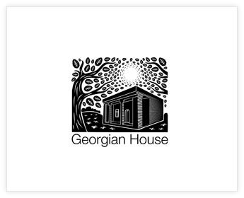 Logodesign Inspiration: Georgian house