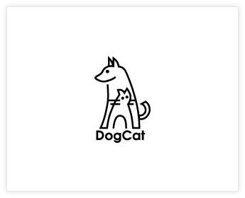 Logodesign Inspiration: dogcat