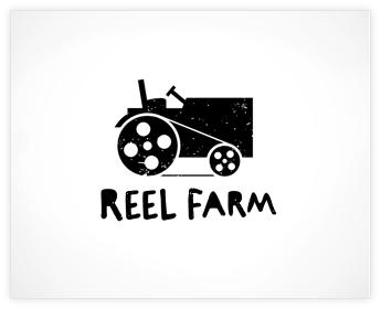 Logodesign Inspiration: REEL FARM