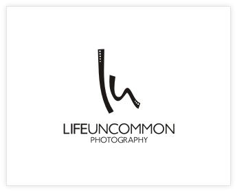 Logodesign Inspiration: Life Uncommon Photo
