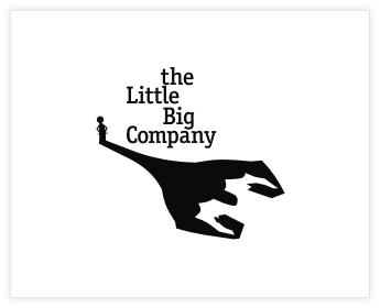 Logodesign Inspiration: the Little Big Company
