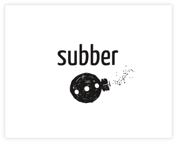 Logodesign Inspiration: subber