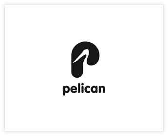 Logodesign Inspiration: Pelican