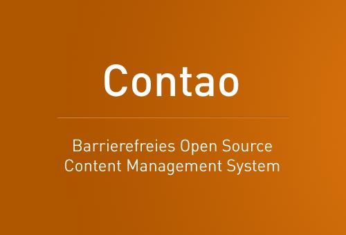 Contao – Ein Schattendasein neben WordPress, Drupal & Co.