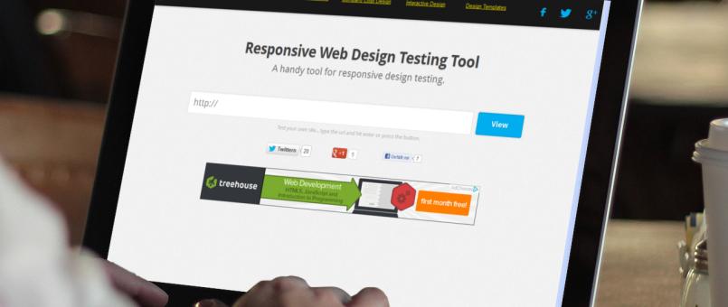 Online-Tool zum Testen von Webseiten auf Mobiltauglichkeit