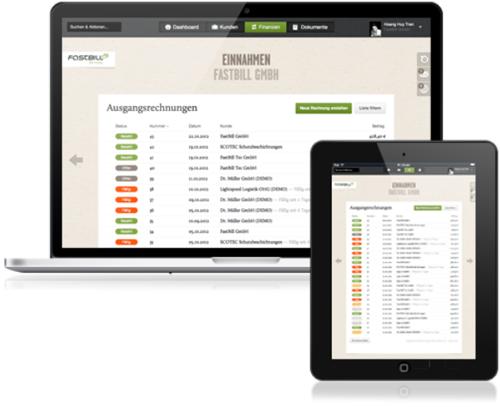Moderne Software für den mobilen Arbeitsalltag