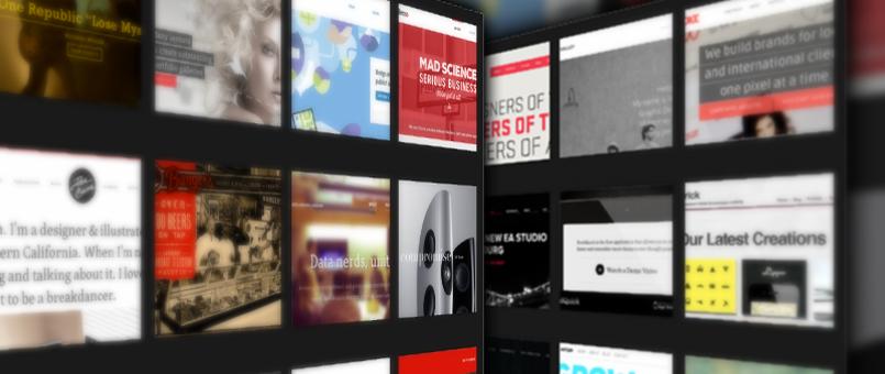 Nützliche Online-Ressourcen für Deine Webdesign-Inspiration