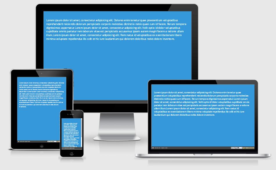 Responsiver body-Text mit FlowType.JS-Plugin