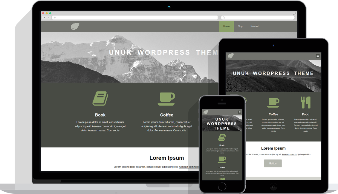 Unuk WordPress Theme