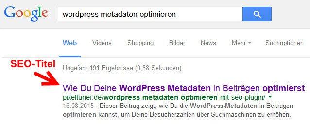 wordpress-metadaten-seo-freundlicher-titel