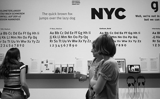 Die richtige Typographie ist ein wesentlicher Faktor für eine positive Benutzererfahrung