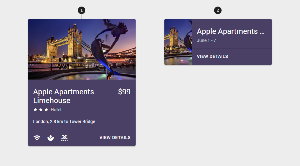 material-design-card-travel-and-events